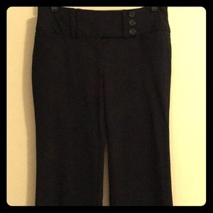 Pants - Black business casual slacks